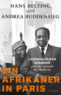 Cover Ein Afrikaner in Paris