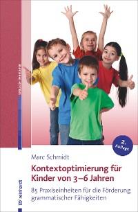 Cover Kontextoptimierung für Kinder von 3-6 Jahren