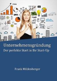 Cover Unternehmensgründung