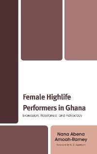 Cover Female Highlife Performers in Ghana