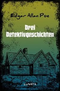 Cover Drei Detektivgeschichten