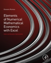 Cover Elements of Numerical Mathematical Economics with Excel