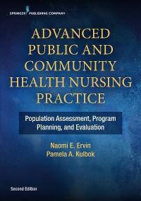 Cover Advanced Public and Community Health Nursing Practice