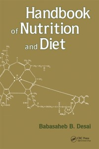Cover Handbook of Nutrition and Diet