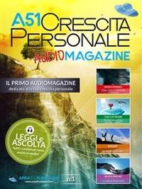 Cover A51 Crescita Personale AudioMagazine n.1