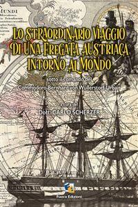 Cover Lo straordinario viaggio della nave Novara intorno al Mondo