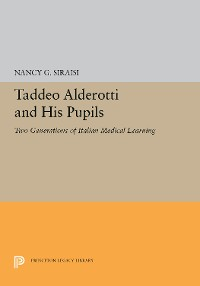 Cover Taddeo Alderotti and His Pupils