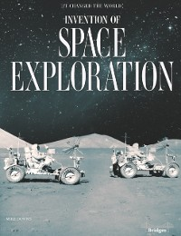 Cover Invention of Space Exploration