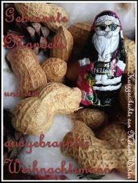 Cover Gebrannte Mandeln und ein ausgebrannter Weihnachtsmann