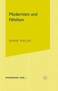 Cover Modernism and Nihilism