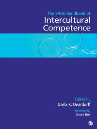 Cover The SAGE Handbook of Intercultural Competence