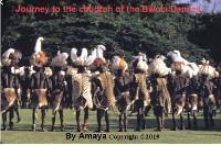 Cover Journey to Children of Bwola Dances