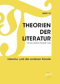 Cover Theorien der Literatur VII