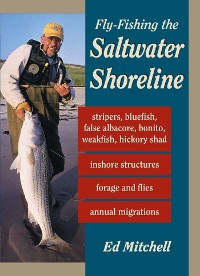 Cover Fly-Fishing the Saltwater Shoreline