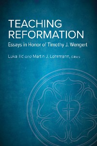 Cover Teaching Reformation