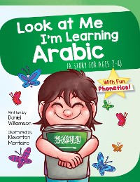 Cover Look At Me I'm Learning Arabic