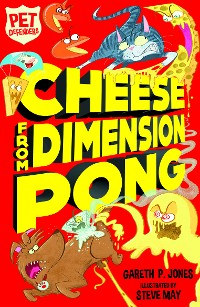 Cover Cheese from Dimension Pong