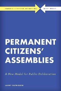 Cover Permanent Citizens' Assemblies