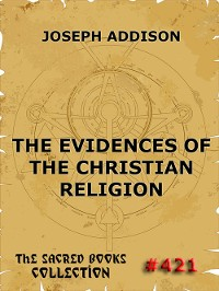 Cover The Evidences Of The Christian Religion