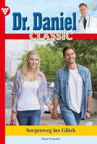 Cover Dr. Daniel Classic 34 – Arztroman