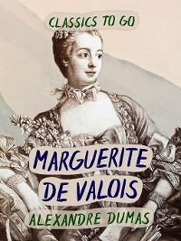 Cover Marguerite de Valois