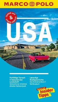 Cover MARCO POLO Reiseführer USA