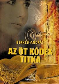 Cover Az ot kodex titka