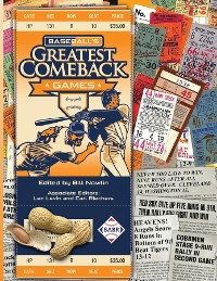 Cover Baseball's Greatest Comeback Games