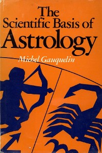Cover The Scientific Basis of Astrology