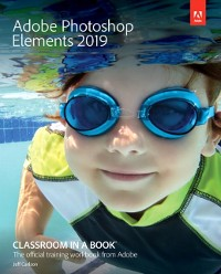 Cover Adobe Photoshop Elements 2019 Classroom in a Book