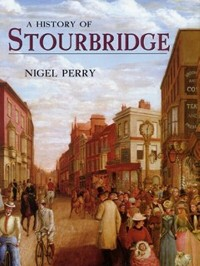 Cover A History of Stourbridge