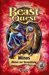 Cover Beast Quest 50 - Minos, Hörner der Vernichtung