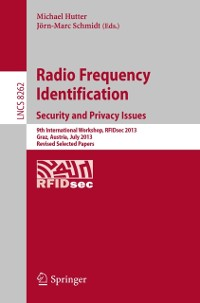 Cover Radio Frequency Identification: Security and Privacy Issues
