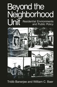 Cover Beyond the Neighborhood Unit