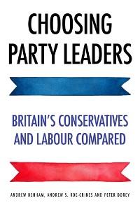 Cover Choosing party leaders