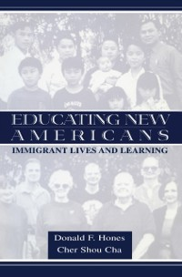 Cover Educating New Americans