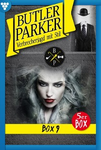 Cover Butler Parker Box 9 – Kriminalroman