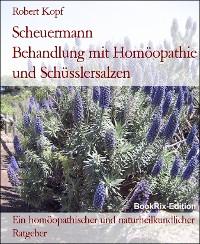 Cover Scheuermann         Behandlung mit Homöopathie und Schüsslersalzen