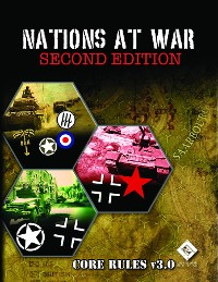 Cover Nations At War Core Rules v3.0