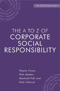 Cover The A to Z of Corporate Social Responsibility