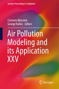 Cover Air Pollution Modeling and its Application XXV
