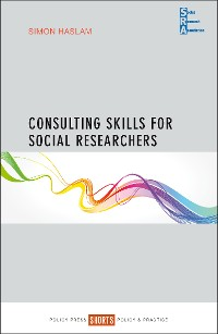 Cover Consulting Skills for Social Researchers