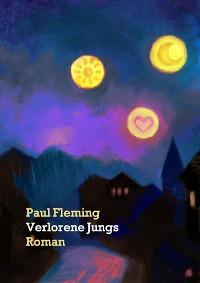 Cover Verlorene Jungs - Ein Techno-Roman