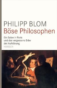 Cover Böse Philosophen