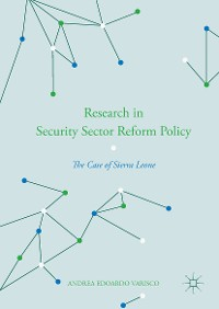 Cover Research in Security Sector Reform Policy