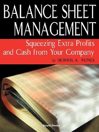 Cover Balance Sheet Management
