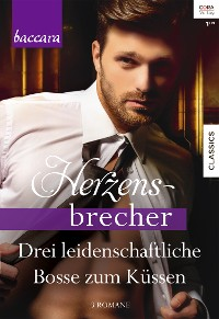 Cover Baccara Herzensbrecher Band 4