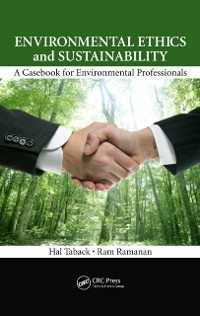 Cover Environmental Ethics and Sustainability