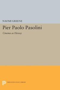 Cover Pier Paolo Pasolini