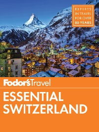 Cover Fodor's Essential Switzerland